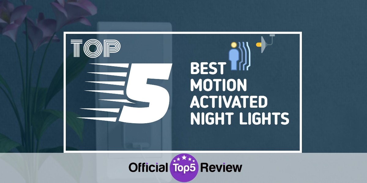 Motion Activated Night Lights - Featured Image