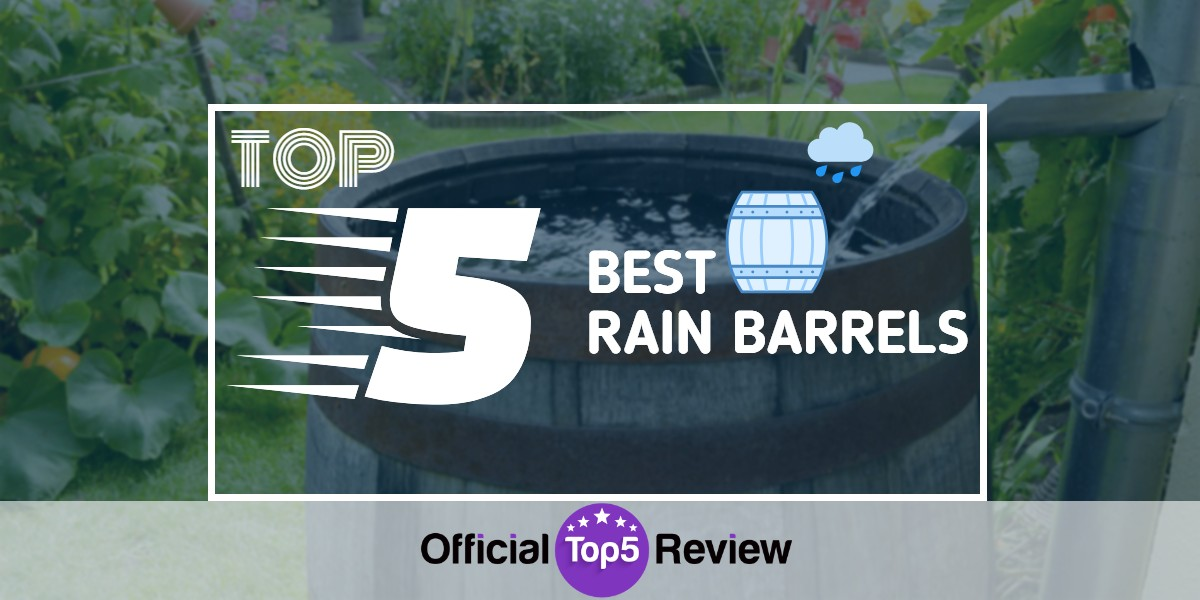 Rain Barrels - Featured Image