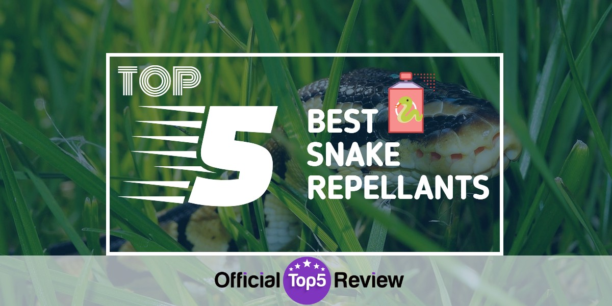 Snake Repellants - Featured Image