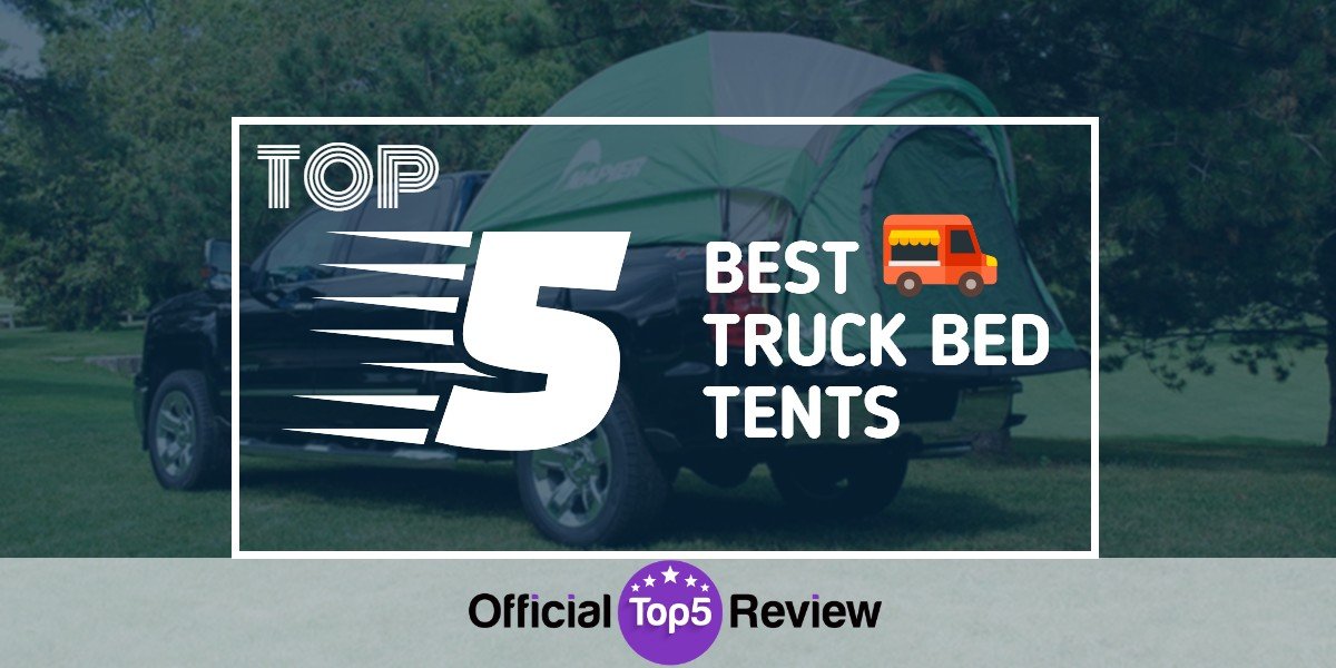 Truck Bed Tents - Featured Image