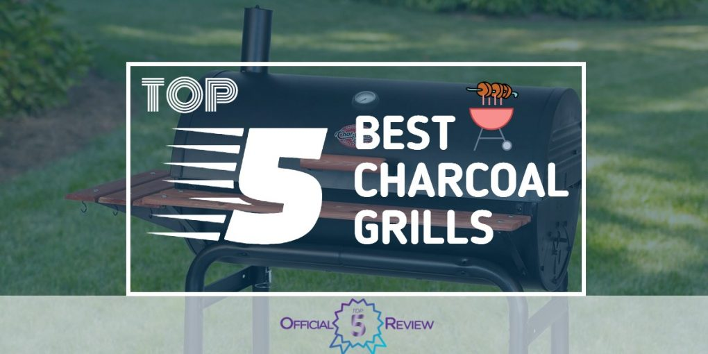 Charcoal Grills - Featured Image