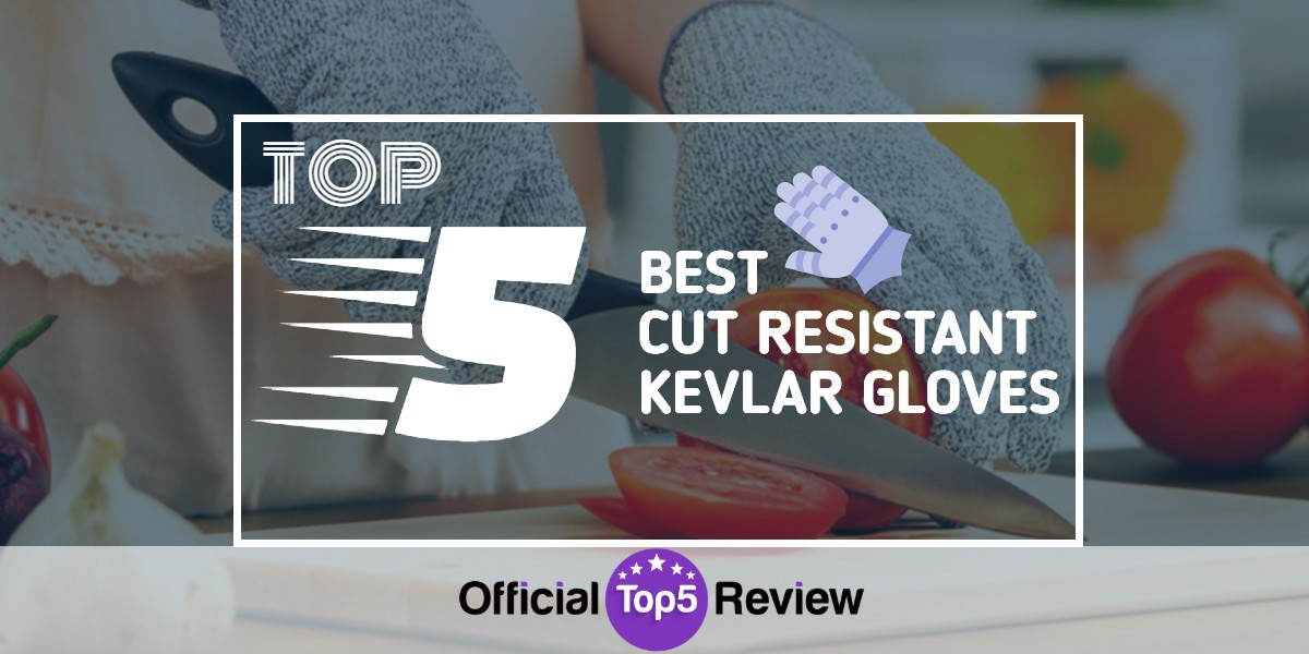 Cut Resistant Kevlar Gloves - Featured Image