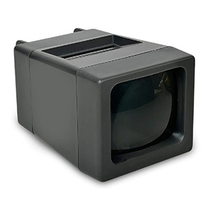 Driven Lighted Illuminated 35mm Slide Viewer