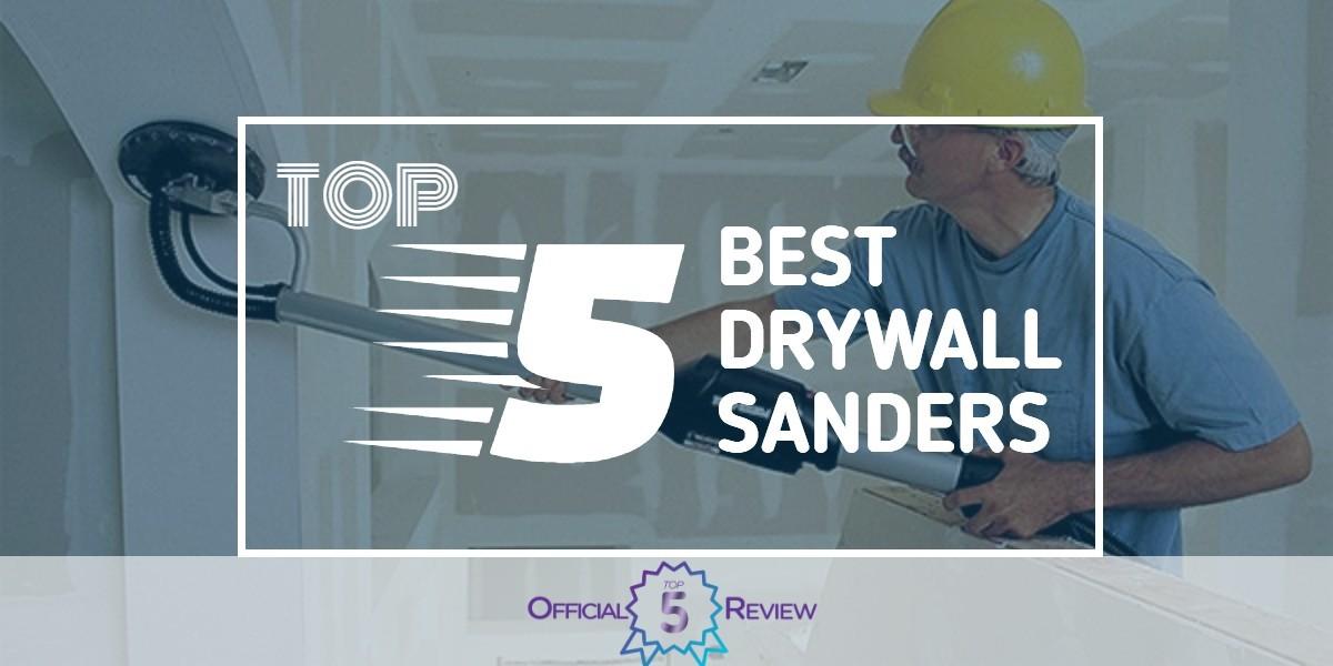 Drywall Sanders - Featured Image