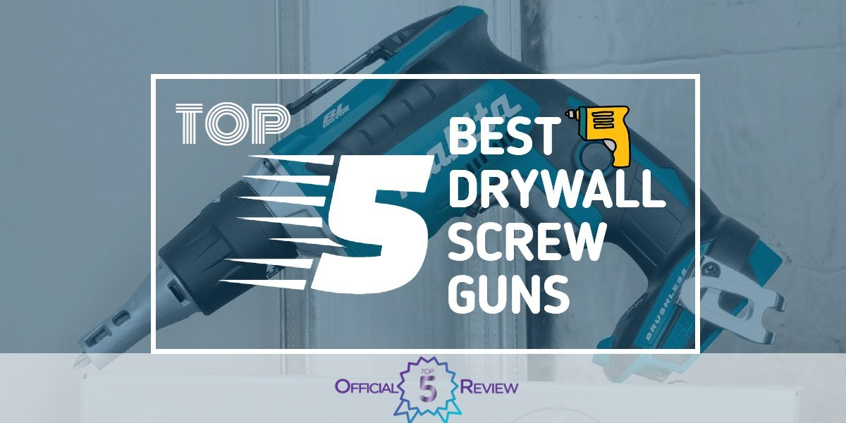 Drywall Screw Guns - Featured Image