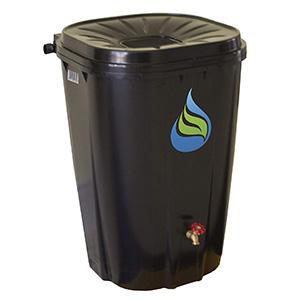 Enviro World EWC-10 FreeGarden Rain Barrel