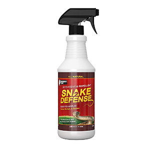 Exterminators Choice Snake Defense Natural Snake Repellent