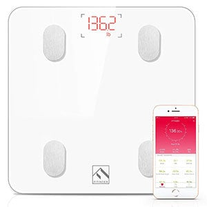 FITINDEX Smart Wireless Digital Bathroom Weight Scale