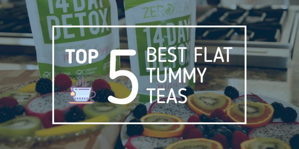 Flat Tummy Teas - Featured Image