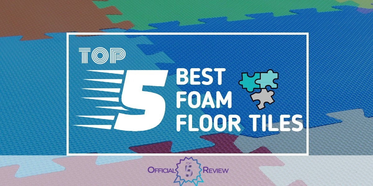 Foam Floor Tiles - Featured Image