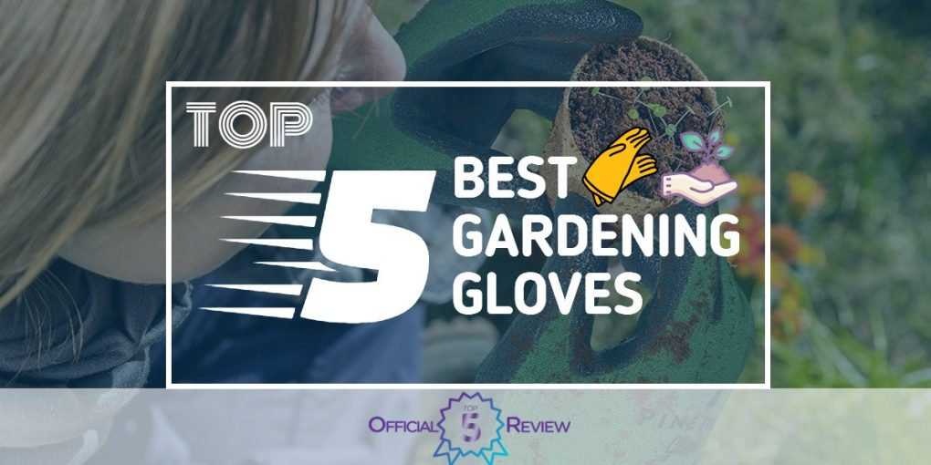 Gardening Gloves - Featured Image