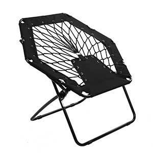 Harvil Portable Hexagon Bungee Chair