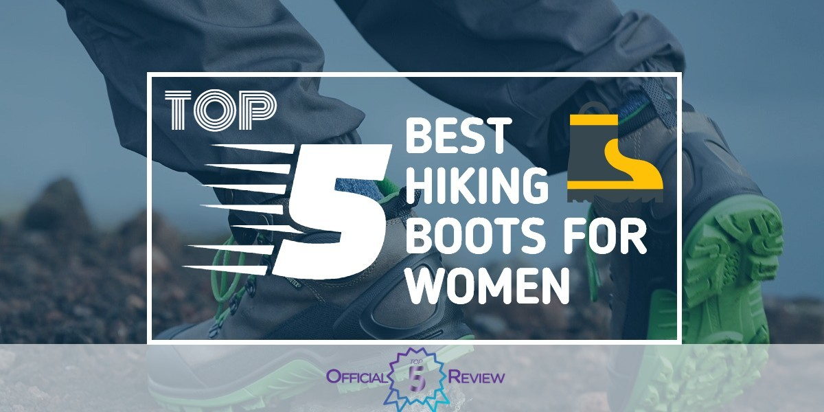 Hiking Boots For Women - Featured Image