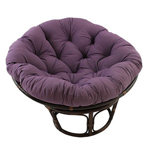 International Caravan 3312-TW-GP-IC Papasan Chair