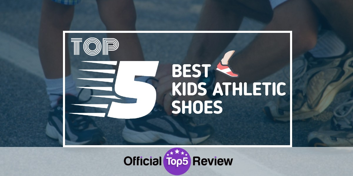 Kids Athletic Shoes - Featured Image