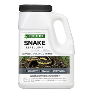 Liquid Fence Snake Repellent Granular