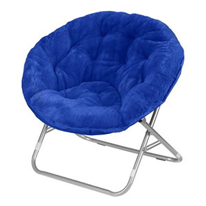 Mainstay WK656338 Saucer Chair Wind Aqua