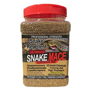 Nature's MACE SNAKE Repellent 5lb Granular