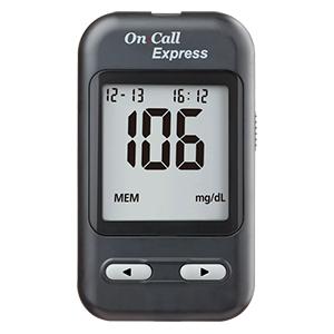 On Call Express Diabetes Testing Kit