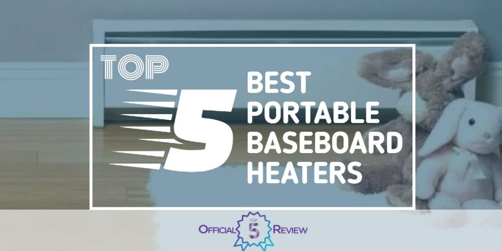 Portable Baseboard Heaters - Featured Image