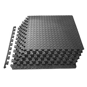 Prosource Fit Puzzle Exercise Mat