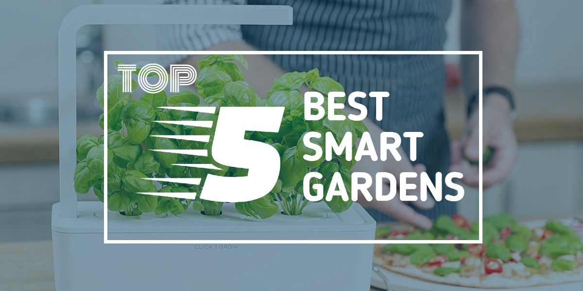Smart Gardens - Featured Image