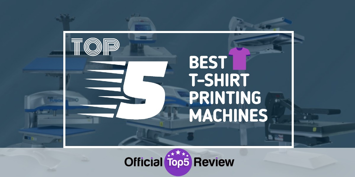 T-Shirt Printing Machines - Featured Image