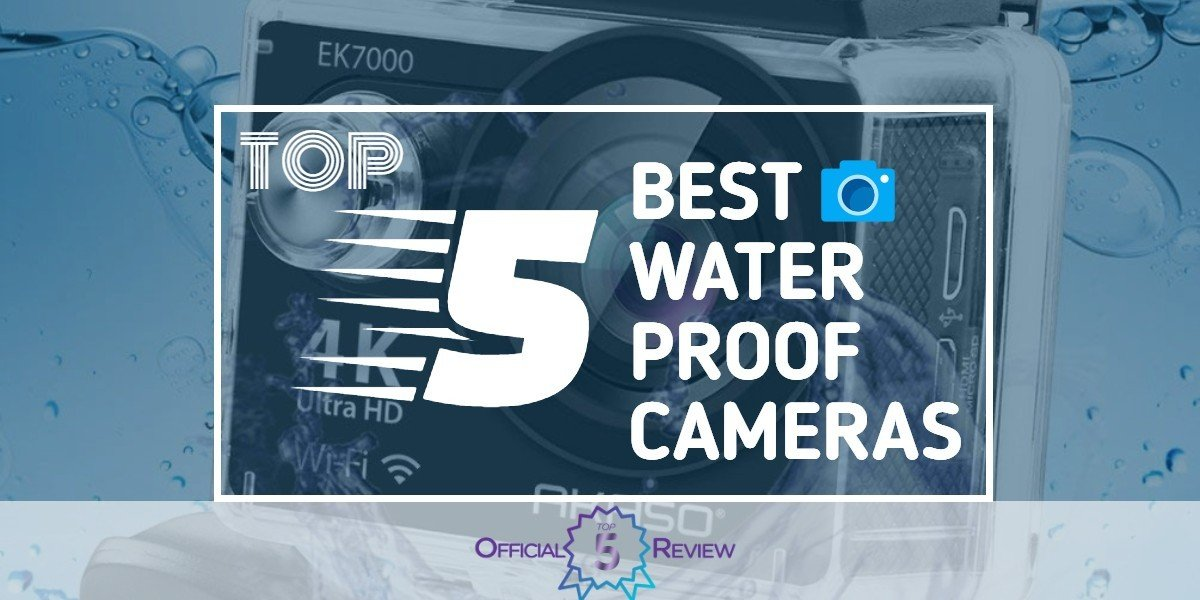 Waterproof Cameras - Featured Image