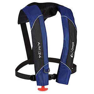 ABSOLUTE AutomaticManual Inflatable Life Jacket