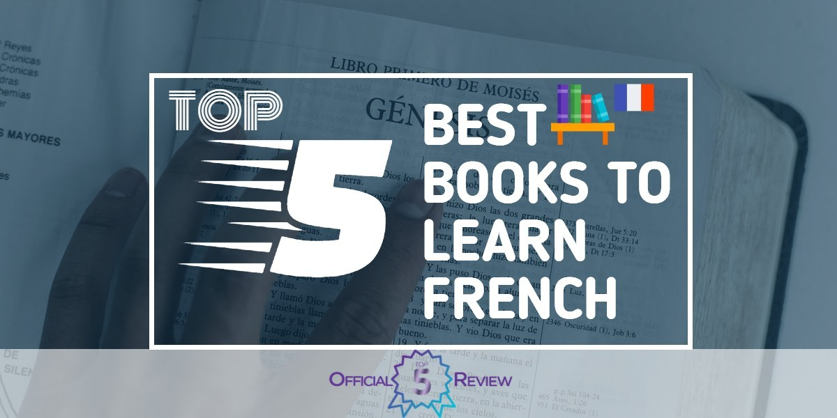 Books To Learn French - Featured Image