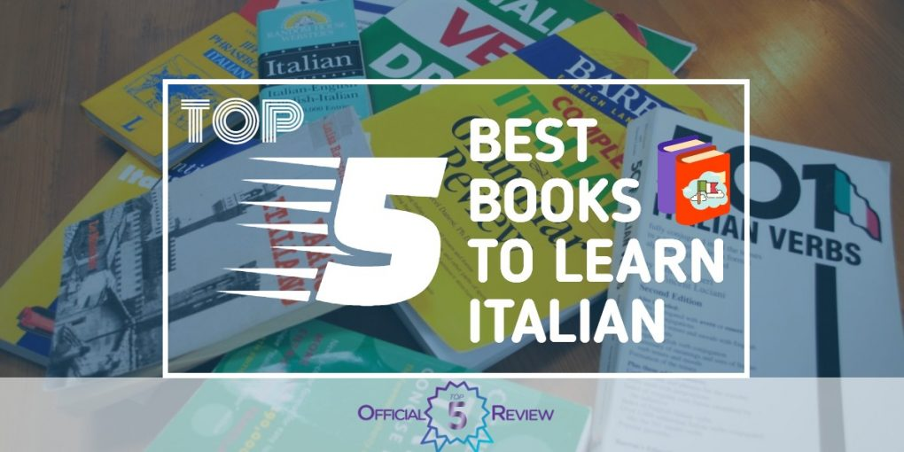 Books To Learn Italian - Featured Image