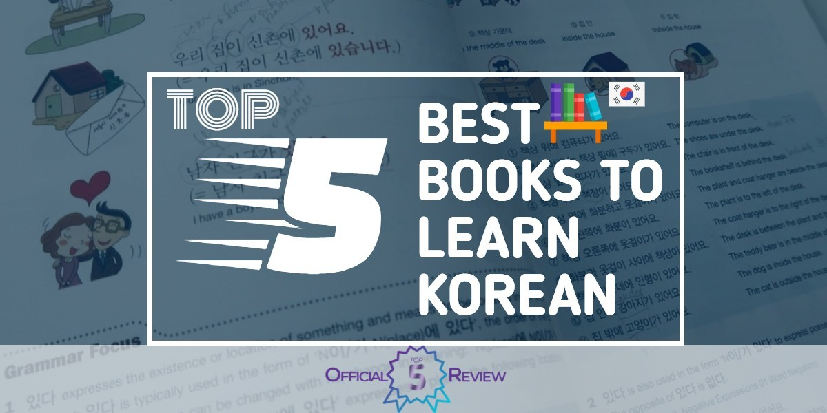 Books To Learn Korean - Featured Image