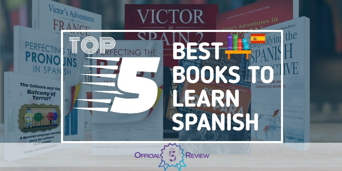 Books To Learn Spanish - Featured Image