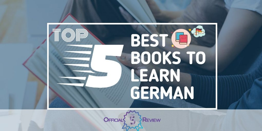 Books to Learn German - Featured Image