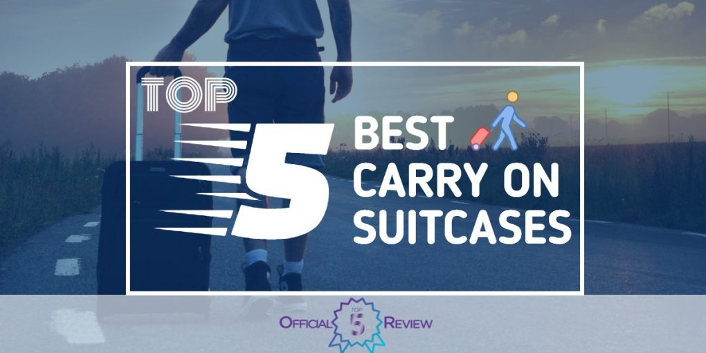 Carry On Suitcases - Featured Image