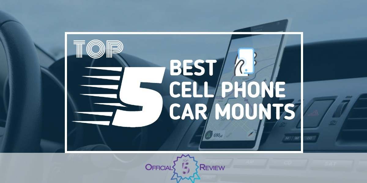 Cell Phone Car Mounts - Featured Image