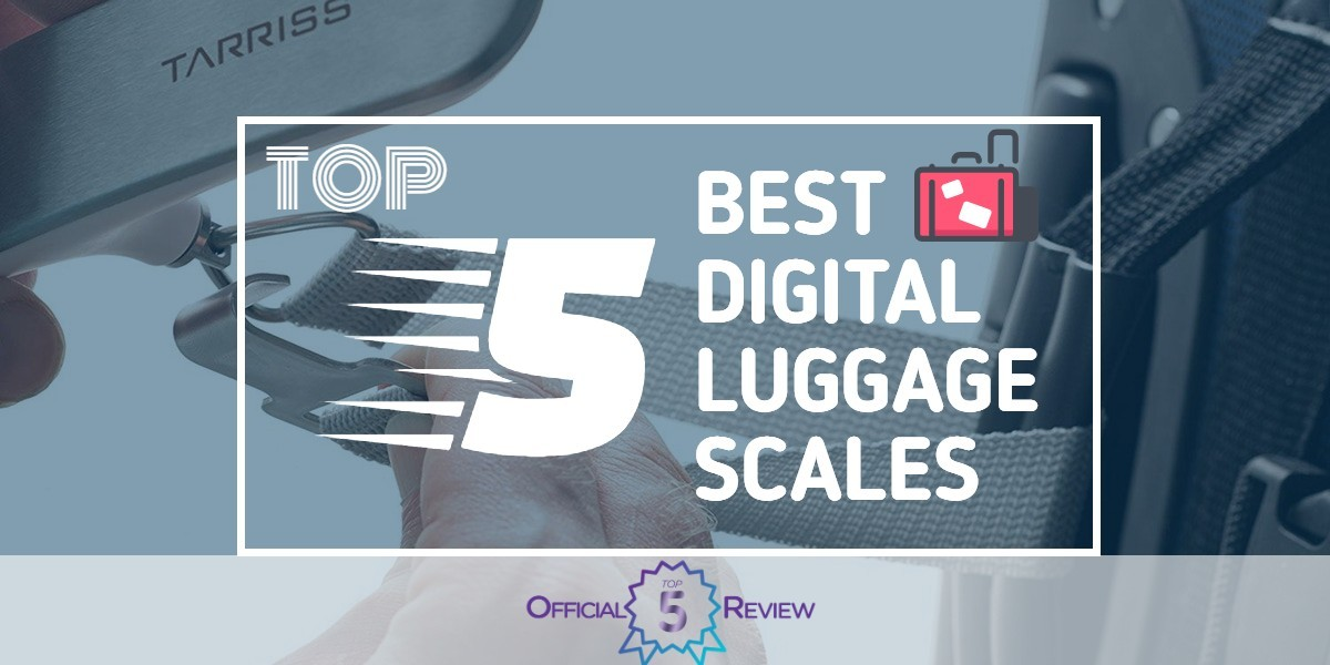 Digital Luggage Scales - Featured Image
