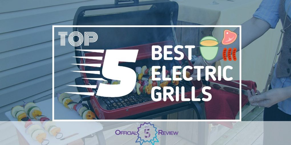 Electric Grills - Featured Image