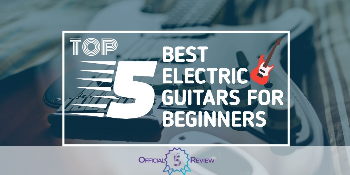 Electric Guitars For Beginners - Featured Image