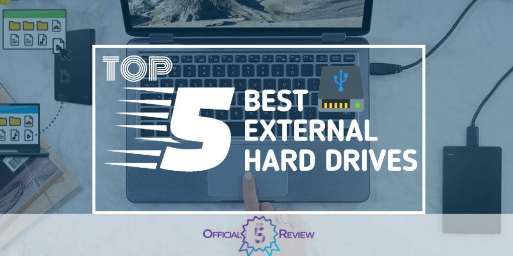 External Hard Drives - Featured Image