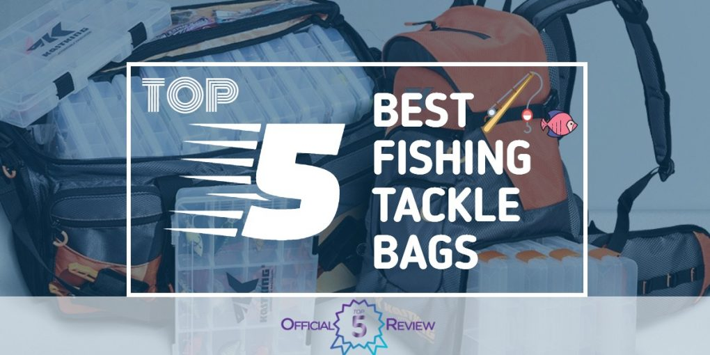 Fishing Tackle Bags - Featured Image
