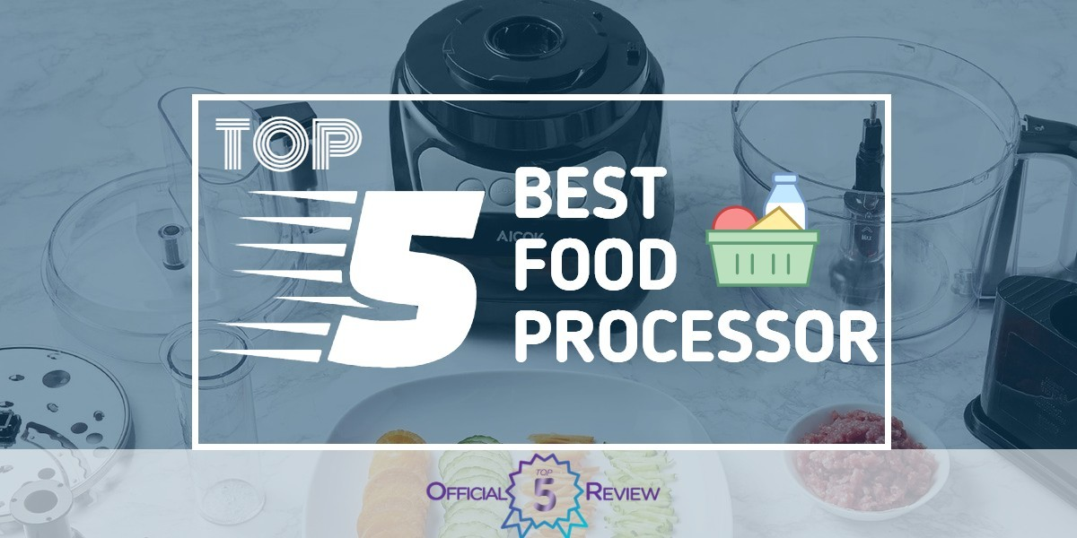 Food Processors - Featured Image