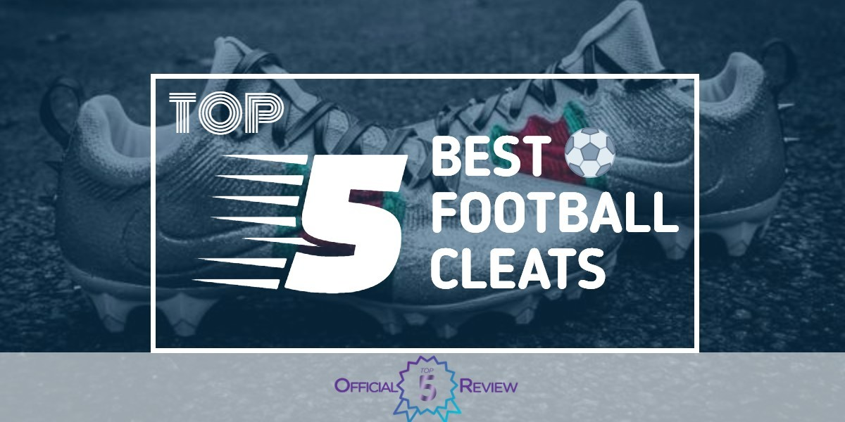 Football Cleats - Featured Image