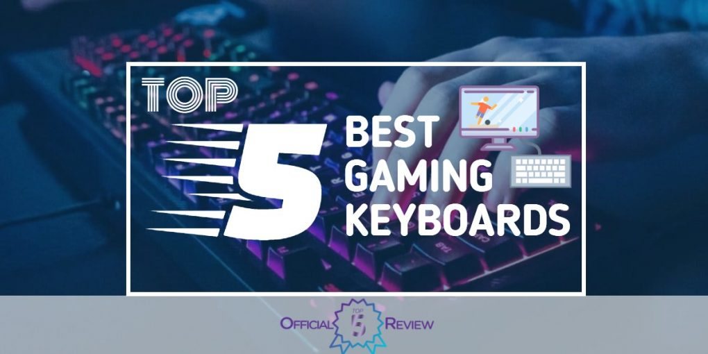 Gaming Keyboards - Featured Image