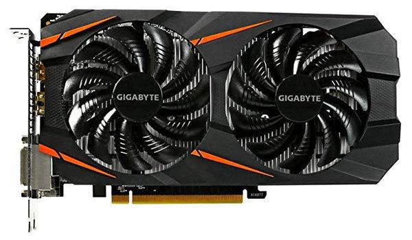 Gigabyte GeForce GTX 1060 3GB Graphics Card