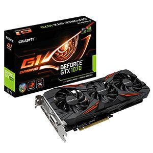 Gigabyte GeForce GTX 1070 G1 Graphics Card