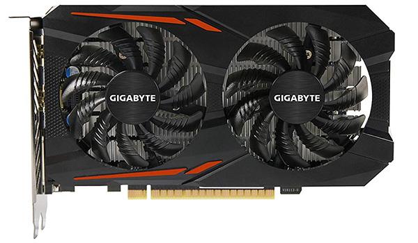 Gigabyte Geforce GTX 1050 2GB Graphic Card