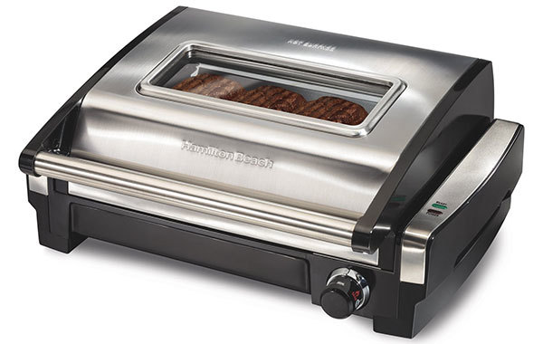 Hamilton Beach Electric Indoor Grill & Searing Grill