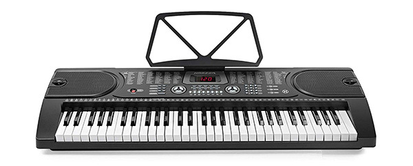 Hamzer 61-Key Portable Electronic Keyboard Piano