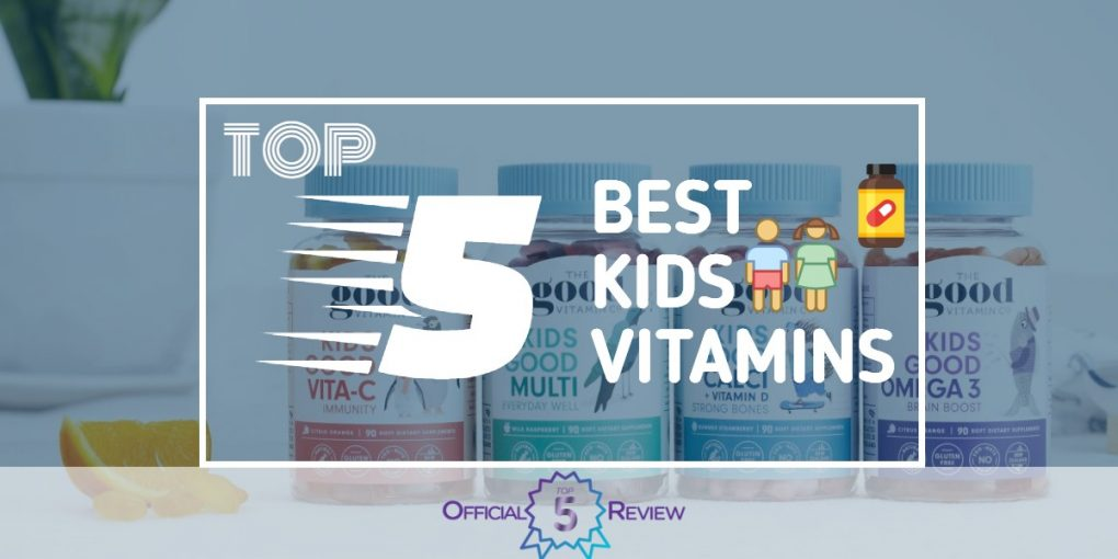 Kids Vitamins - Featured Image
